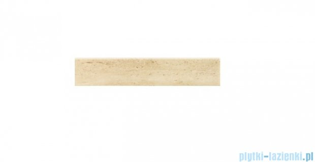 Cokół podłogowy Tubądzin Travertine 2 59,8x11,7