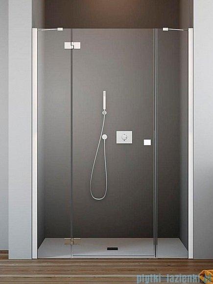 Radaway Fuenta New DWJS drzwi wnękowe 130cm lewe szkło przejrzyste 384032-01-01L/384090-01-01