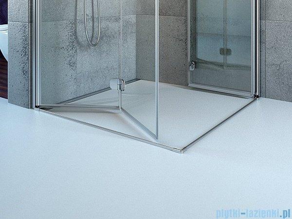 Radaway Eos PDD kabina prysznicowa 90x90 szkło intimato 37603-01-12N