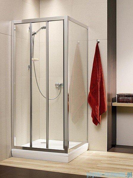 Radaway Treviso S Ścianka boczna 75 szkło fabric 32433-01-06N