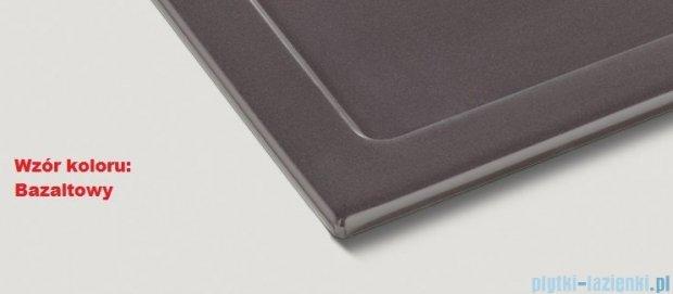 Blanco Subline 375-U Komora podwieszana ceramiczna kolor: bazaltowy z kor. aut.  516974