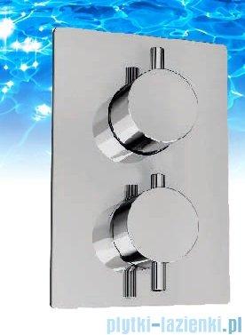 Omnires Y bateria wannowa podtynkowa termostatyczna Y1236/KMAX