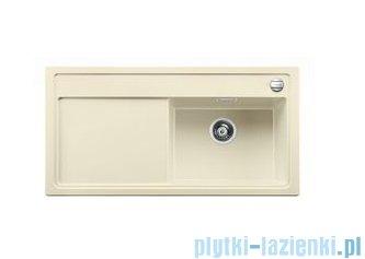 Blanco Zenar XL 6 S  Zlewozmywak Silgranit PuraDur komora prawa kolor: jaśmin z kor. aut. i jesionową deską do krojenia 519235