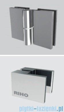 Riho Kabina prysznicowa Scandic Lift M201 100x80x200 cm PRAWA GX0204202