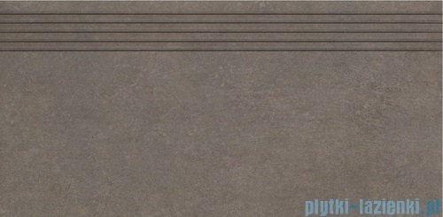 Paradyż Rino nero stopnica 29,8x59,8
