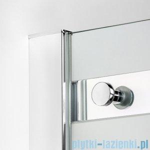 New Trendy Diora kabina prysznicowa 100x80 przejrzyste EXK-1025/EXK-1026
