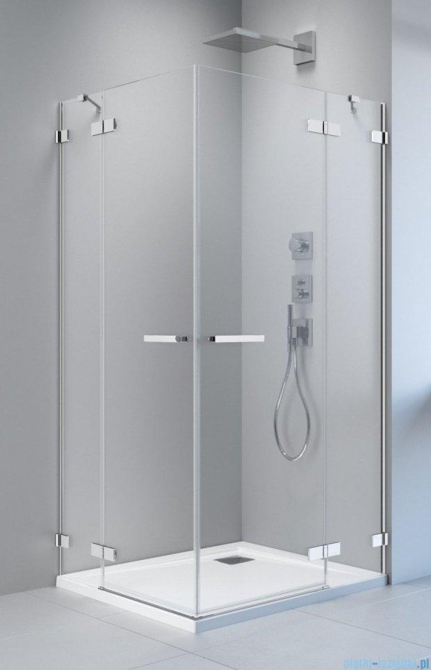 Radaway Arta Kdd II kabina 80x90cm szkło przejrzyste 386420-03-01L/386170-03-01L/386455-03-01R/386170-03-01R