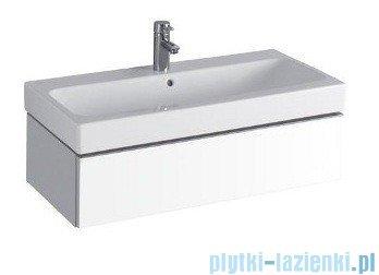 Keramag Icon Szafka wisząca podumywalkowa 89cm biały połysk 840290
