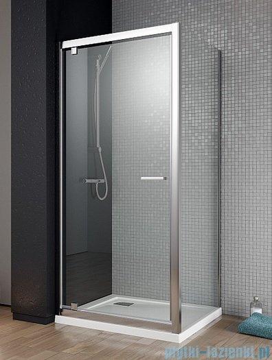 Radaway Twist DW+S Kabina prysznicowa 80x80 szkło brązowe 382001-08/382011-08