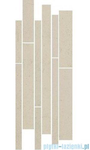 Paradyż Taranto beige mix paski listwa 20x52