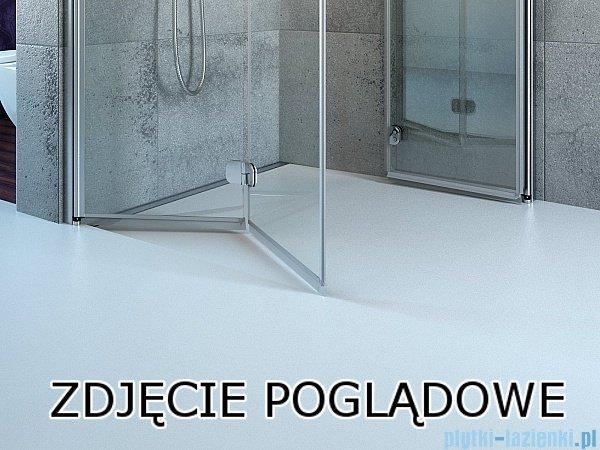 Radaway Arta Kds I kabina 100x90cm lewa szkło przejrzyste 386620-03-01L/386100-03-01L/386111-03-01