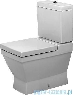 Duravit 2nd floor miska toaletowa stojąca lejowa bez spłuczki 370x665 210609 00 00