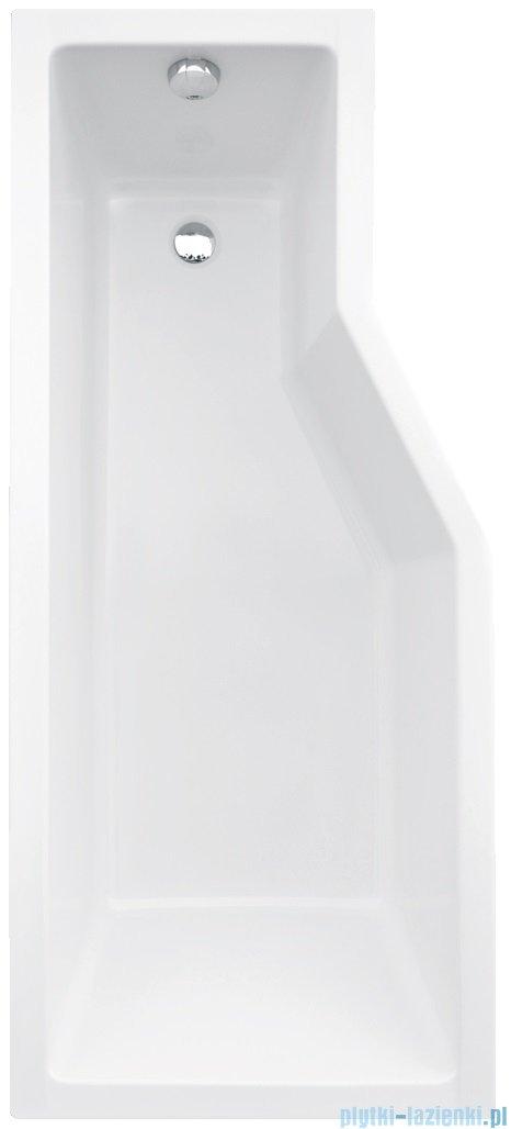 Besco Integra 170x75cm Wanna asymetryczna lewa #WAI-170-PL
