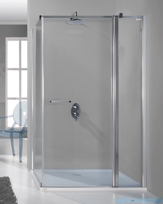 Sanplast kabina narożna prostokątna KNDJ2/PRIII-70x120 70x120x198 cm przejrzyste 600-073-0220-38-401