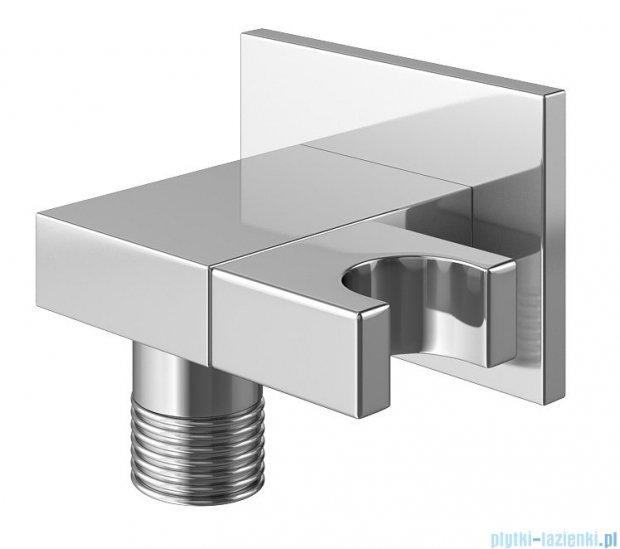 Kohlman Axis zestaw prysznicowy chrom QW210NR40