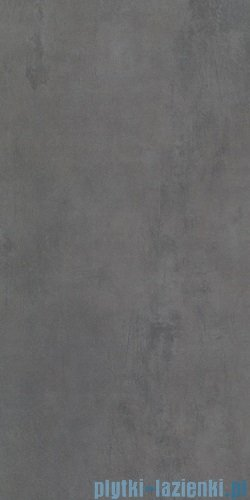 Paradyż Tecniq nero mat płytka podłogowa 29,8x59,8