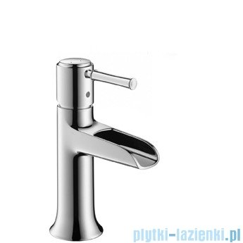Hansgrohe Talis Classic Bateria umywalkowa ''natural''+węże chrom 14127000
