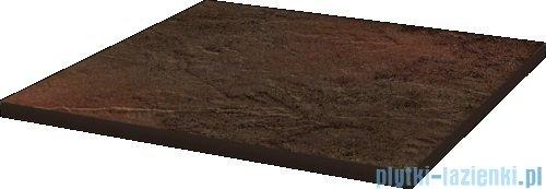 Paradyż Semir brown klinkier płytka bazowa 30x30