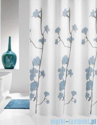 Sealskin Orchid zasłona prysznicowa tekstylna 180x200cm 233031324