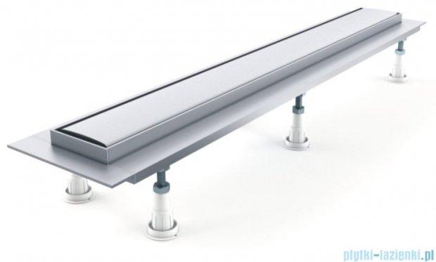 Schedpol odpływ liniowy ruszt satyna 100x8x9,5cm OLSA100/ST