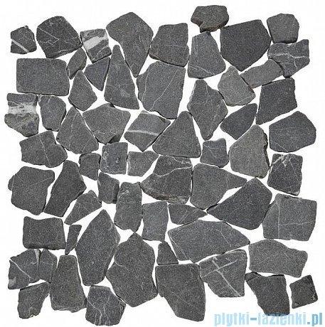 Dunin Zen mozaika kamienna 30x30 grind stone dark Image