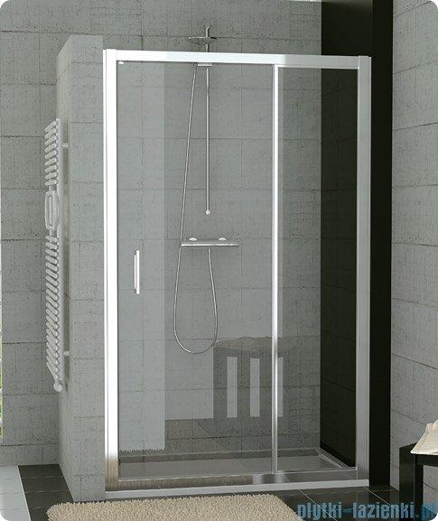 SanSwiss Top-Line TED Drzwi 1-częściowe 120cm profil połysk TED12005007