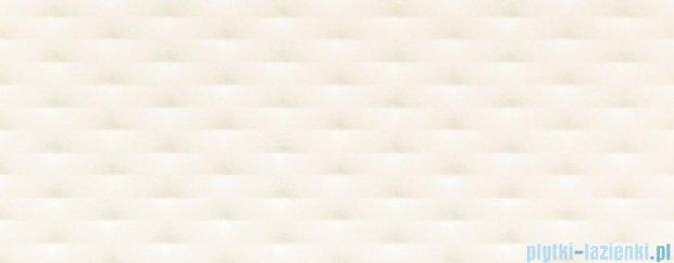 Tubądzin Elementary white diamond STR płytka ścienna 29,8x74,8