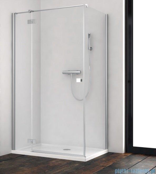 Radaway Essenza New Kdj kabina 100x100cm lewa szkło przejrzyste 385040-01-01L/384052-01-01