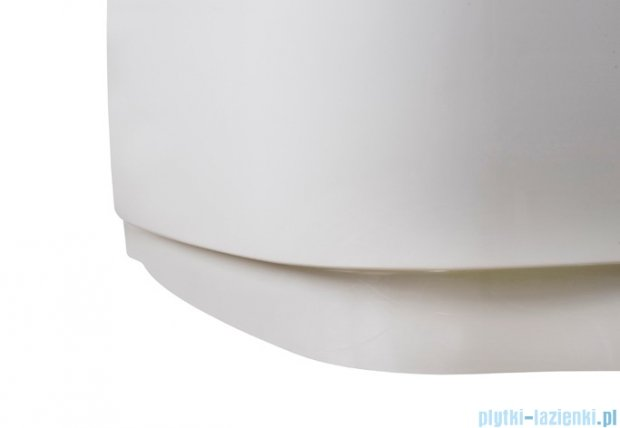 Sanplast Free Line Wanna owalna+obudowa+stelaż WOW-kpl/FREE 180x80+ST31, 610-040-1180-01-000