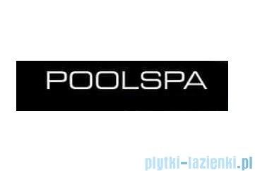Poolspa Syfon chrom z wylotem wody (do wanny) PD5000203