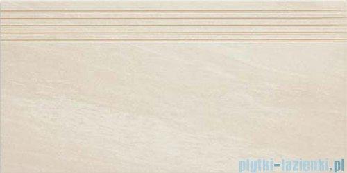 Paradyż Masto bianco mat stopnica 29,8x59,8