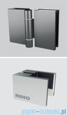 Riho Scandic S104 drzwi prysznicowe 80x200 cm GC04200