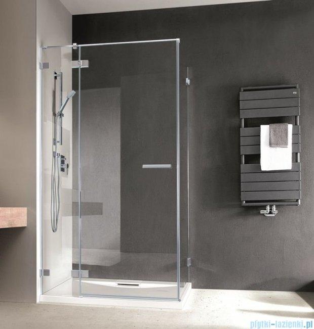 Radaway Euphoria KDJ Kabina prysznicowa 80x90 lewa szkło przejrzyste 383043-01L/383050-01