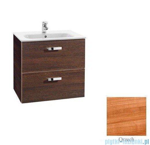 Roca Victoria Basic Zestaw łazienkowy Unik szafka z umywalką 100cm orzech A855851222
