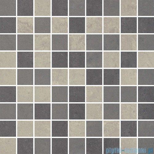 Paradyż Mistral grys satyna mozaika 29,8x29,8