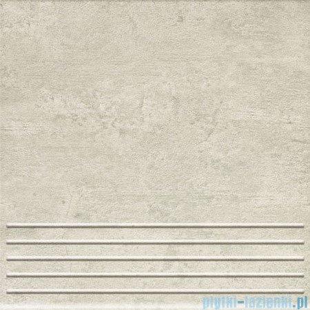 Domino Gris szary stopnica 33,3x33,3