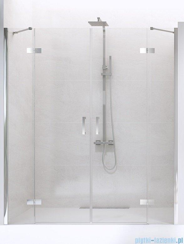 New Trendy New Renoma drzwi wnękowe 150x195 cm przejrzyste D-0095A/D-0096A