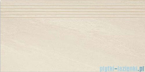 Paradyż Masto bianco półpoler stopnica 29,8x59,8