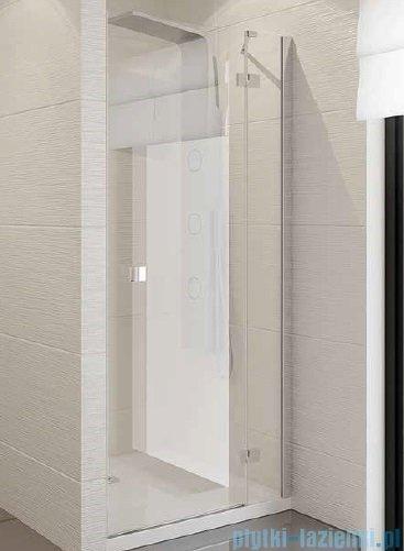 New Trendy Modena drzwi prysznicowe 140cm prawe szkło przejrzyste EXK-1136