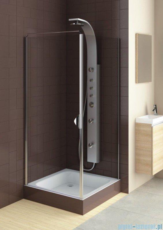Aquaform Glass 5 drzwi uchylne 80cm lewe szkło przejrzyste 06367