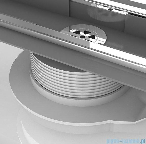New Trendy Axo 80x10x7 cm odpływ liniowy z rusztem dwustronnym OL-0031