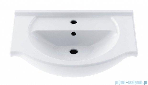 Aquaform umywalka 75cm biała 0448-430000