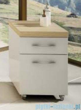 Aquaform Merida przybornik biały/legno 0403-293061