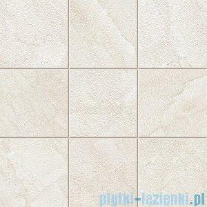 Tubądzin Broken white LAP mozaika gresowa 29,8x29,8