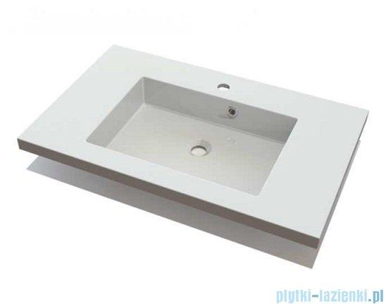 Antado umywalka dolomitowa 60x50cm UMMR-600C