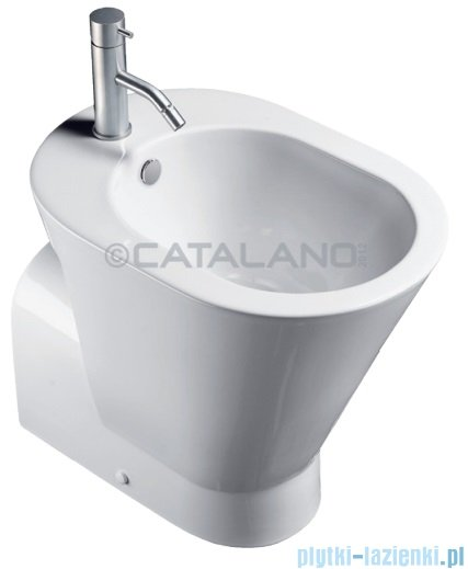 Catalano Verso Comfort bidet 58 bidet stojący 55x35 biała 1BIHE00