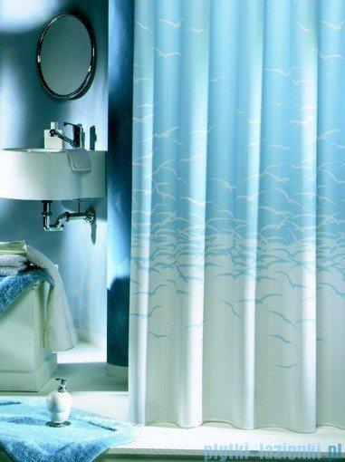 Sealskin Montana zasłona prysznicowa tekstylna 180x200cm 234881320