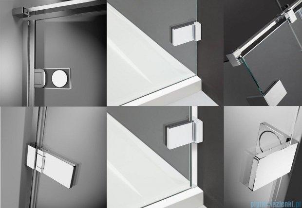 Radaway Arta Kds I kabina 130x100cm lewa szkło przejrzyste 386820-03-01L/386102-03-01L/386112-03-01