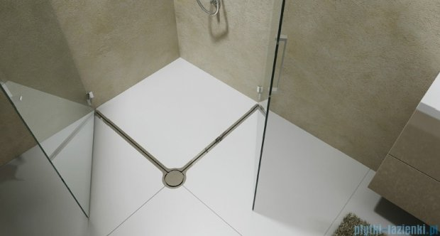 Wiper Eye-drain A2L Massimo Odpływ prysznicowy 120 cm Mat Eye-drainMASSIMOA2L_1200Mat