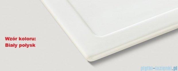 Blanco Subline 500-U Komora podwieszana ceramiczna kolor:  biały połysk z kor. aut.  514513